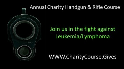Annual Charity Handgun & Rifle Course. Join us!